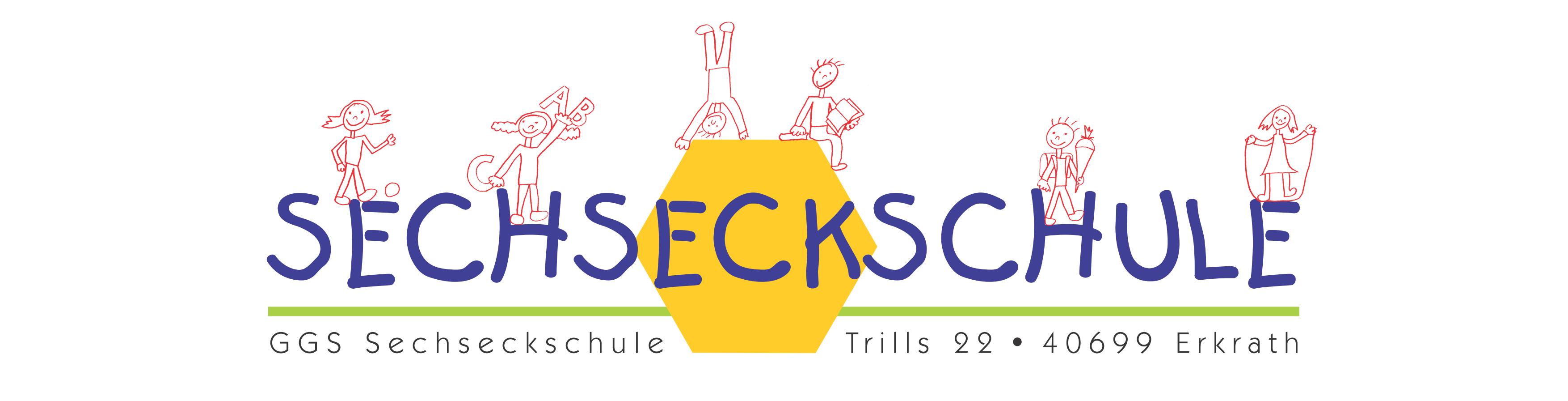 Logo for Sechseckschule